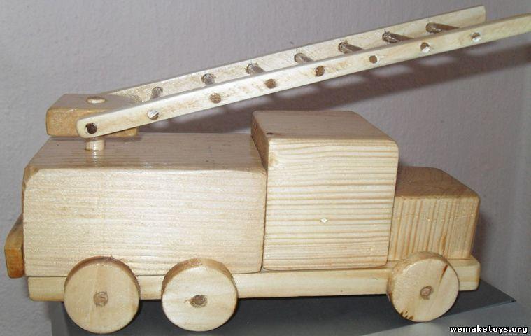 Сделать машинку из дерева своими руками 919