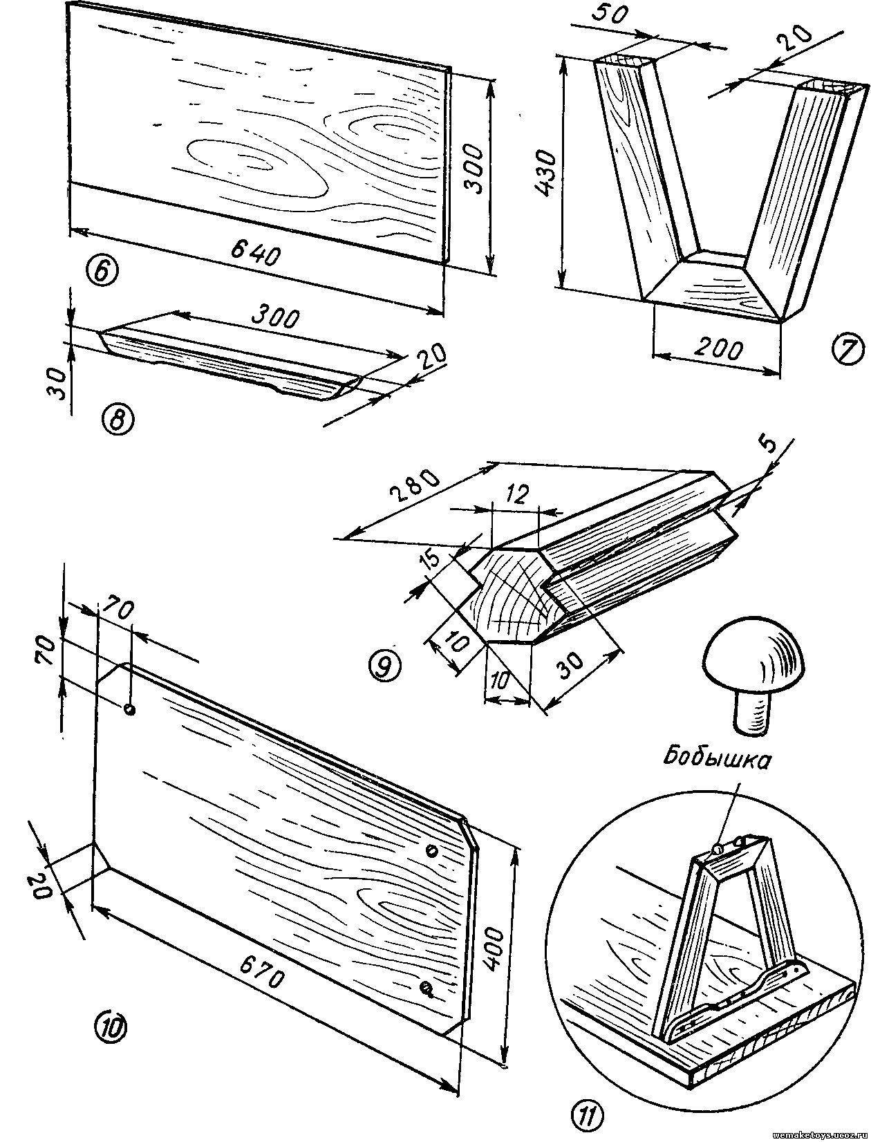 Ящик для инструмента - 4 варианта изготовления 99
