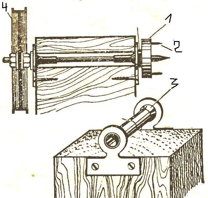 Изготовление токарного станка по дереву своими руками фото чертежи рассказы